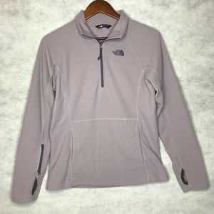 The North Face Half Zip Pullover Sweater